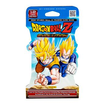 Panini Dragon Ball Z: Evolution Blister Booster Pack