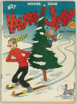 Mutt and Jeff #7  VG+