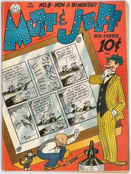 Mutt and Jeff #8  FN+
