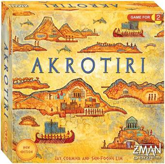 Akrotiri Revised Edition (Z-Man Games)