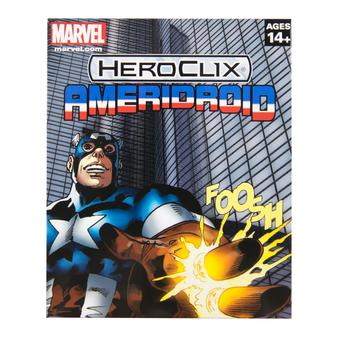 Marvel HeroClix: 15th Anniversary What If? Colossal Ameridroid Figure