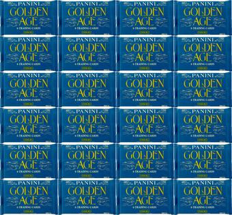 2014 Panini Golden Age Baseball Retail Pack (Lot of 24)