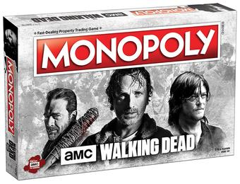 Monopoly: AMC TheWalking Dead (USAopoly)