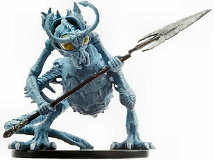 Dungeons & Dragons Mini Blood War Ice Devil Figure