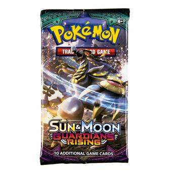 Pokemon Sun & Moon: Guardians Rising Booster Pack