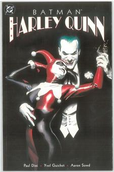 Batman Harley Quinn nn  NM-