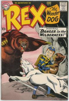 Adventures of Rex the Wonder Dog #45