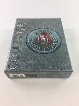 Dungeons & Dragons TSR Silver Anniversary Collector's Edition Box - Complete!