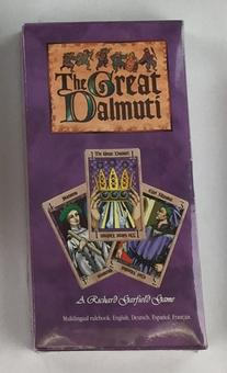 The Great Dalmuti Original (Wizards of the Coast, Richard Garfield Games)