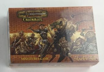 Dungeons & Dragons Chainmail Miniatures Starter Set (Wizards of the Coast)