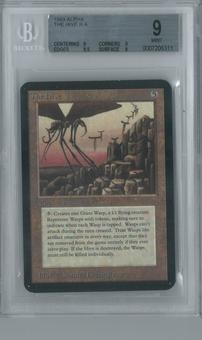 Magic the Gathering Alpha Single Hive, The BGS 9 (9, 9, 9.5, 9)