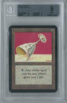 Magic the Gathering Alpha Single Ivory Cup BGS 9 (9, 10, 9, 9)