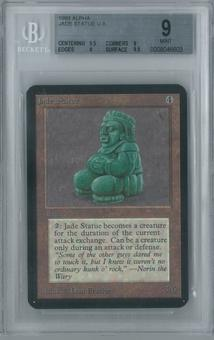 Magic the Gathering Alpha Single Jade Statue BGS 9 (9, 9.5, 9, 9.5)