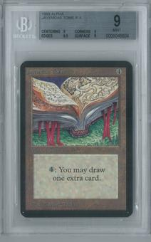 Magic the Gathering Alpha Single Jayemdae Tome BGS 9 (9, 9, 9.5, 9)