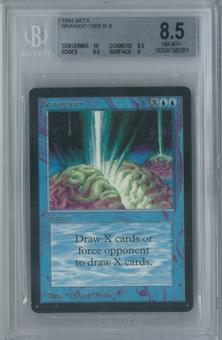 Magic the Gathering Beta Braingeyser Single BGS 8.5 (10, 8.5, 8.5, 9)