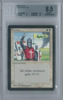 Magic the Gathering Beta Crusade Single BGS 8.5 (8, 9.5, 9, 10)