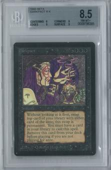 Magic the Gathering Beta Darkpact Single BGS 8.5 (8, 9, 9, 9)