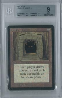 Magic the Gathering Beta Howling Mine Single BGS 9 (10, 9, 9.5, 8.5)