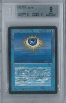 Magic the Gathering Beta Thoughtlace Single BGS 9 (9.5, 8.5, 9.5, 10)