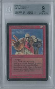 Magic the Gathering Beta Two-Headed Giant of Foriys Single BGS 9 (9.5, 8.5, 9, 9.5)