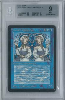 Magic the Gathering Beta Vesuvan Doppelganger Single BGS 9 (8.5, 9, 9.5, 9.5)