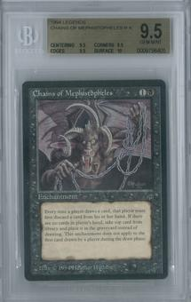 Magic the Gathering Legends Chains of Mephistopheles Single BGS 9.5 (9.5, 9.5, 9.5, 10)
