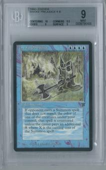Magic the Gathering Legends Invoke Prejudice Single BGS 9 (10, 9.5, 9, 9)