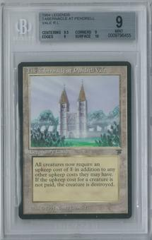 Magic the Gathering Legends Tabernacle at Pendrell Vale Single BGS 9 (9.5, 9, 9, 10)