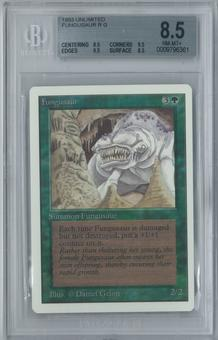 Magic the Gathering Unlimited Fungusaur Single BGS 8.5 (8.5, 9.5, 9.5, 8.5)