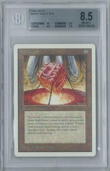 Magic the Gathering Unlimited Mana Vault Single BGS 8.5 (10, 9.5, 9.5, 7.5)