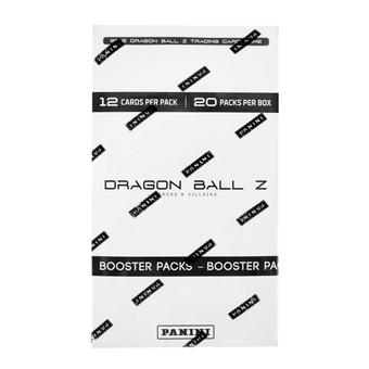 Panini Dragon Ball Z: Heroes & Villains 20-Pack Booster Box
