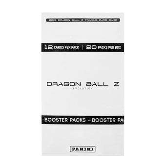Panini Dragon Ball Z: Evolution 20-Pack Booster Box