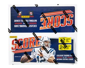 2016 Panini Score Football 24-Pack Box