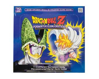 Panini Dragon Ball Z: Awakening Starter Deck Box