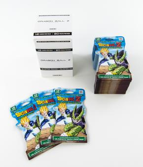 Panini Dragon Ball Z: Perfection 20-Pack Booster Box