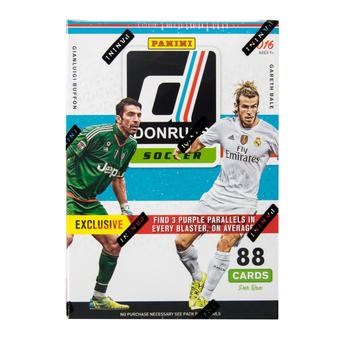 2016/17 Panini Donruss Soccer 11-Pack Box