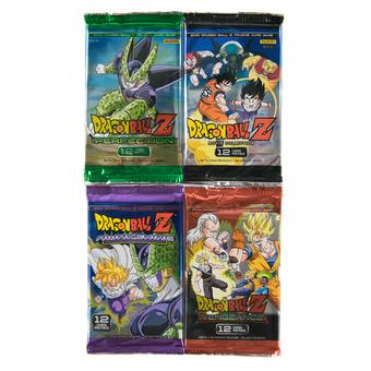 Panini Dragon Ball Z: Variety Booster 48-Pack Box (Lot of 10)