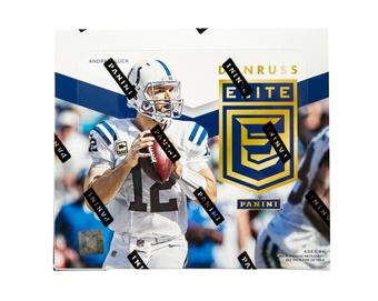 2017 Panini Donruss Elite Football Hobby Box