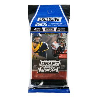 2016 Panini Prizm Collegiate Draft Picks Football Super Pack
