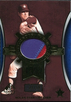 2004 SP Game Used Patch Legendary Fabrics #NR Nolan Ryan Astros 29/50