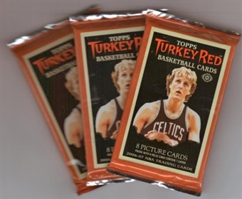 2006/07 Topps Turkey Red Basketball Hobby Pack