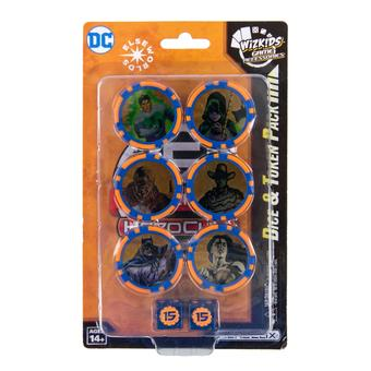 DC Heroclix: 15th Anniversary Elseworlds Dice & Token Pack