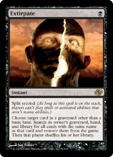 Magic the Gathering Planar Chaos Single Extirpate - NEAR MINT (NM)
