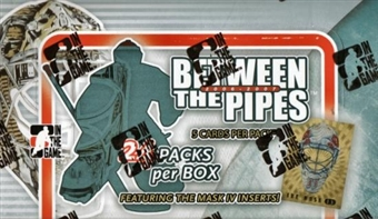 2006/07 In The Game Between the Pipes Hockey Hobby Box