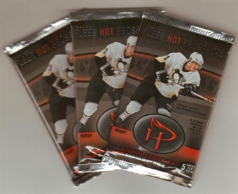 2006/07 Fleer Hot Prospects Hockey Hobby Pack (UD)