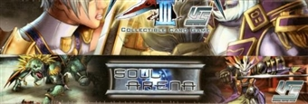 Universal Fighting System (UFS) Soul Arena Starter Box