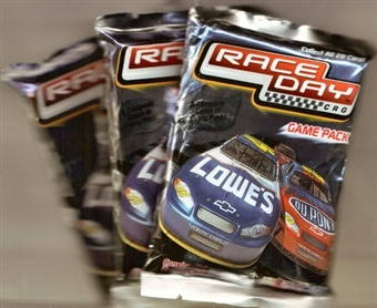 WizKids Nascar Race Day 2005 Lot of 36 Booster Packs (Box)