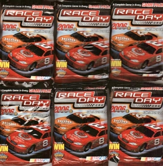 WizKids Nascar Race Day 2006 Booster Pack (Lot of 36)