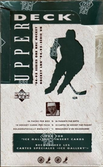 1994/95 Upper Deck Series 1 Hockey Canadian Hobby Box