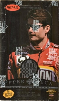 1996 Upper Deck Road To The Cup Racing Retail Box - WOW!!!